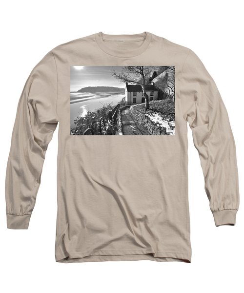 Dylan Thomas Boathouse 1b Long Sleeve T-Shirt