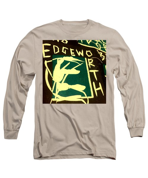 E Cd Cover Art Long Sleeve T-Shirt