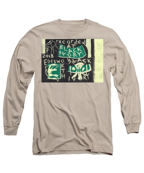 E Cd Main Long Sleeve T-Shirt
