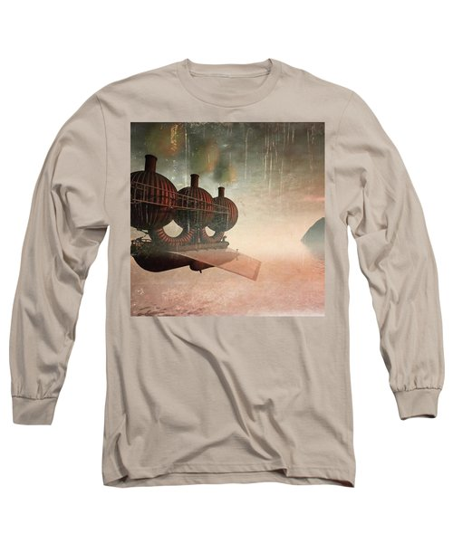 Early Departure - A Piece Of Work From Long Sleeve T-Shirt