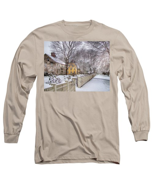 Early Massachusetts Long Sleeve T-Shirt