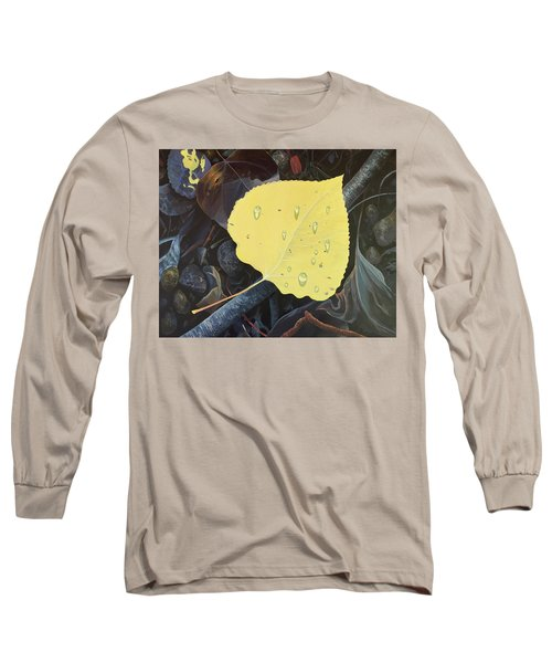 Early Morning Dew Long Sleeve T-Shirt