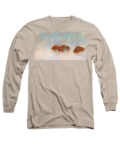 Early Morning Herd Long Sleeve T-Shirt