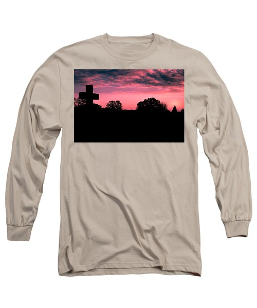 Early On The Hill Long Sleeve T-Shirt
