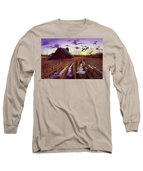Early Return Long Sleeve T-Shirt
