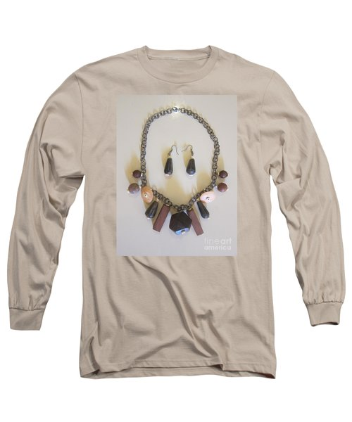 Earth 1 Long Sleeve T-Shirt