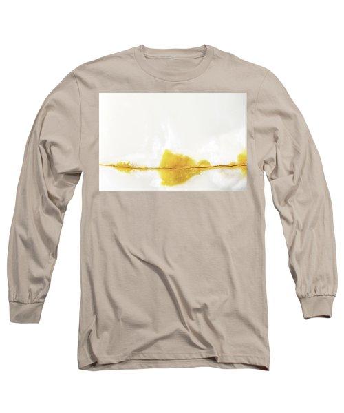 Earth Portrait 001.198 Long Sleeve T-Shirt
