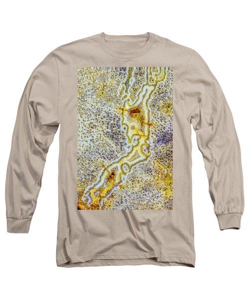 Earth Portrait 276 Long Sleeve T-Shirt