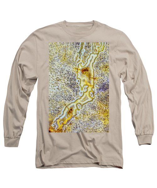 Earth Portrait 276 Long Sleeve T-Shirt
