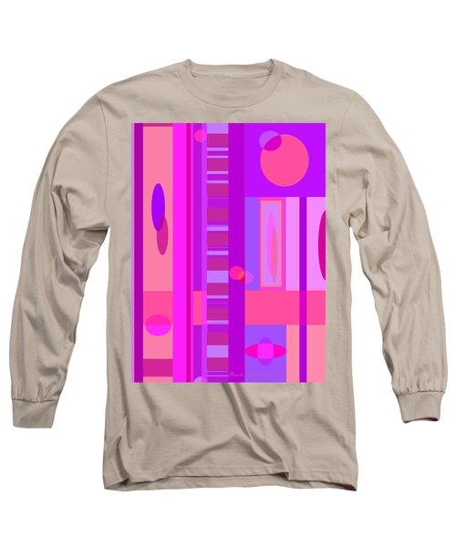 Earth Wind And Fire Long Sleeve T-Shirt by Brooks Garten Hauschild