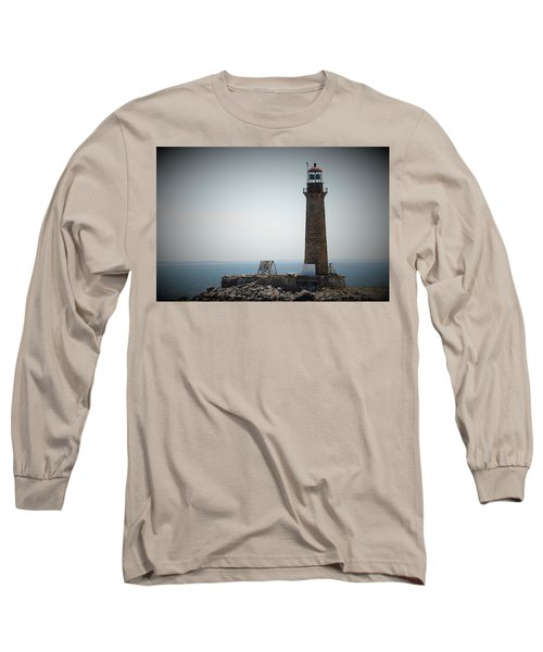 East Coast Lighthouse Long Sleeve T-Shirt