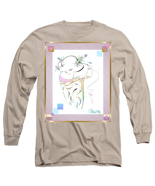 East Wind - Masquerade Long Sleeve T-Shirt