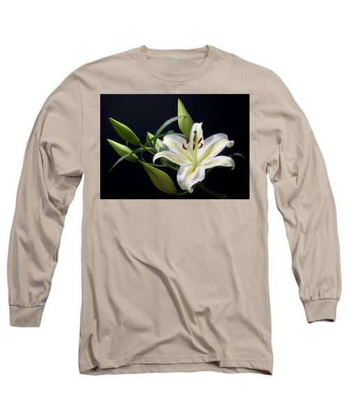 Easter Lily 3 Long Sleeve T-Shirt