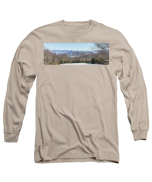 Easterly Winter View Long Sleeve T-Shirt