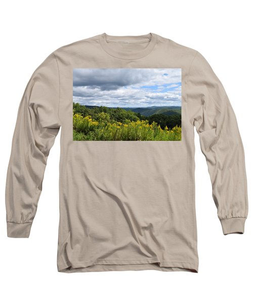 Eastern Summit 2 Long Sleeve T-Shirt
