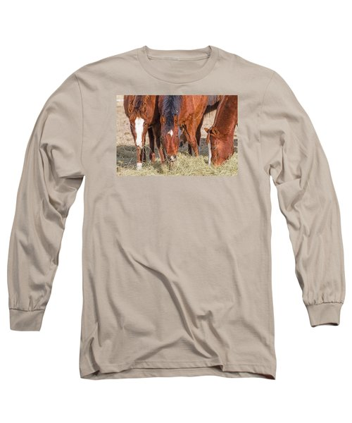 Eat Some Wear Some Long Sleeve T-Shirt