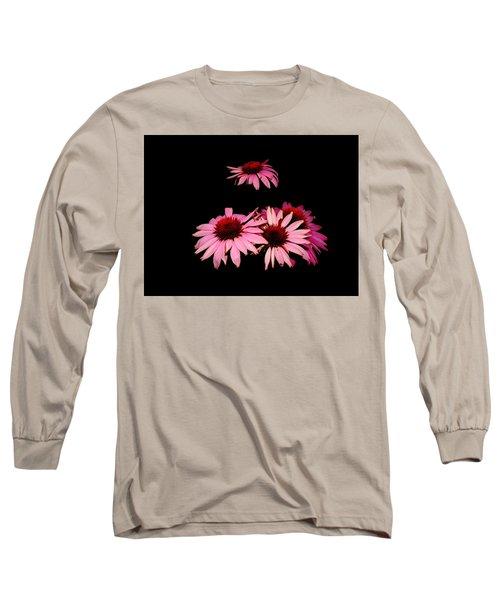 Echinacea Pop Long Sleeve T-Shirt