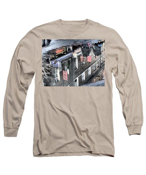 Echoes Of China Long Sleeve T-Shirt