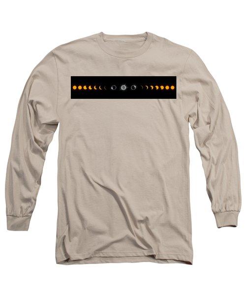 Eclipse Progression Long Sleeve T-Shirt