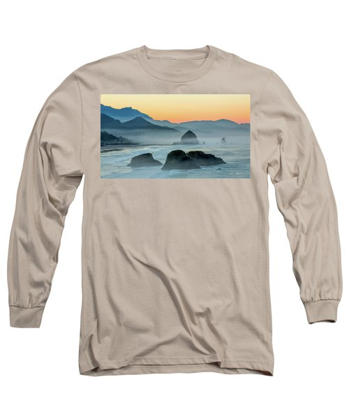 Ecola State Park  Long Sleeve T-Shirt