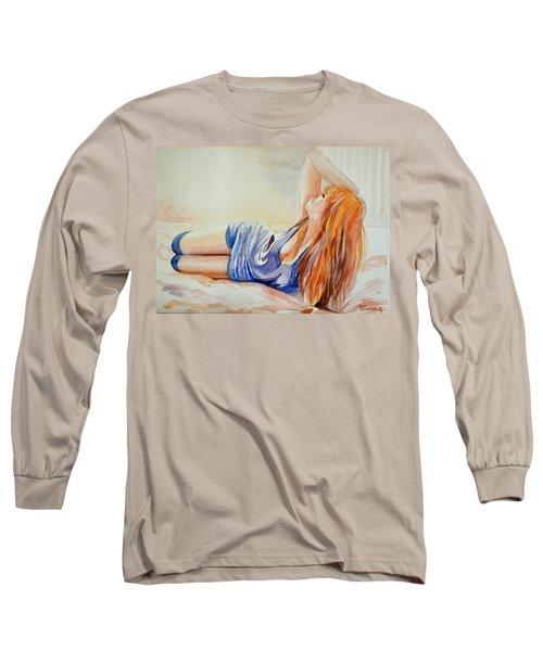Ecstacy Long Sleeve T-Shirt