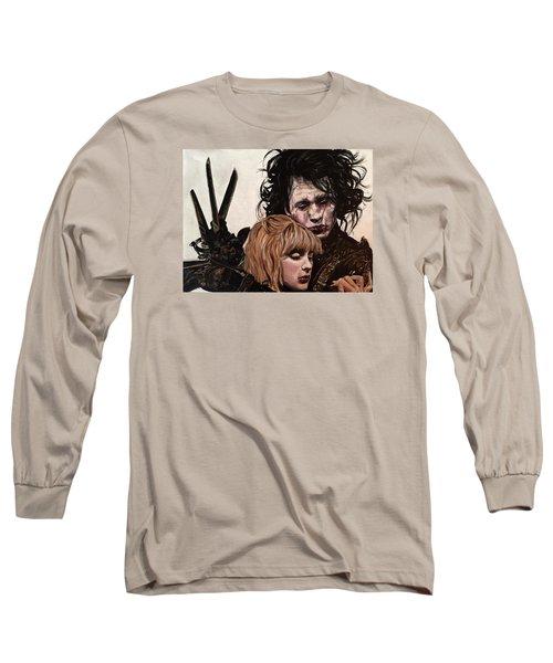 Edward And Kim Long Sleeve T-Shirt