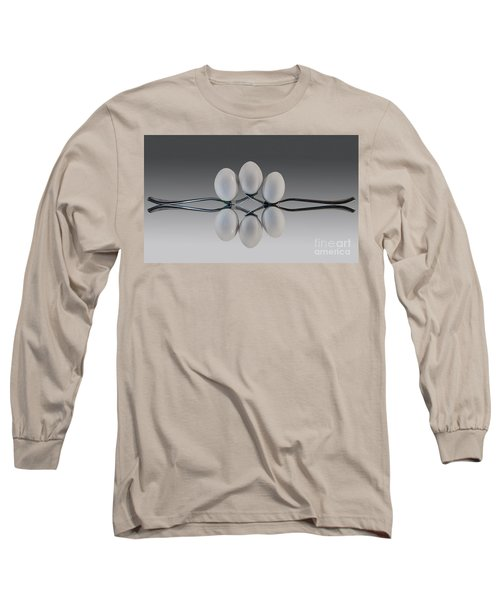 Egg Balance Long Sleeve T-Shirt