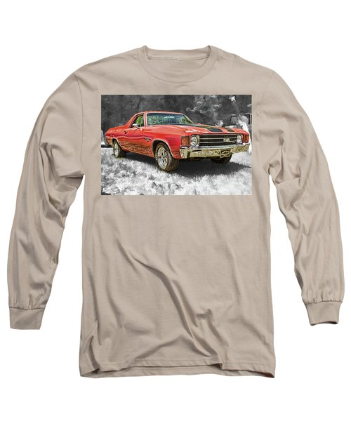 El Camino 2 Long Sleeve T-Shirt