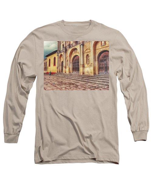 El Centro Long Sleeve T-Shirt