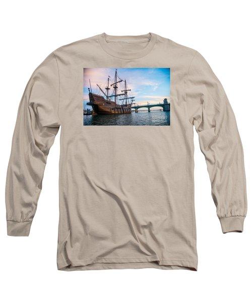 El Galeon Long Sleeve T-Shirt