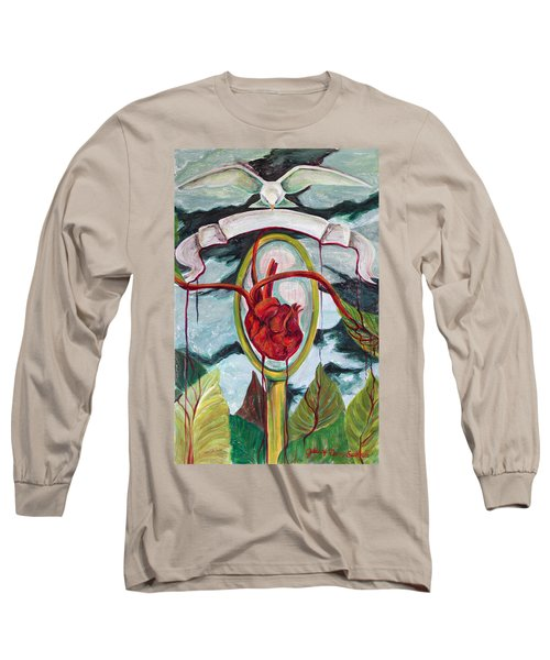 El Reflejo Long Sleeve T-Shirt