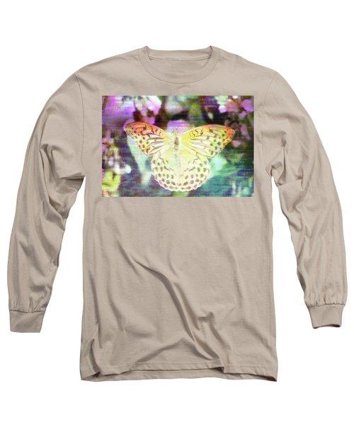 Electronic Wildlife  Long Sleeve T-Shirt