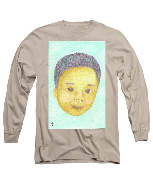 Elijah Long Sleeve T-Shirt