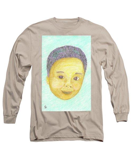 Elijah Long Sleeve T-Shirt