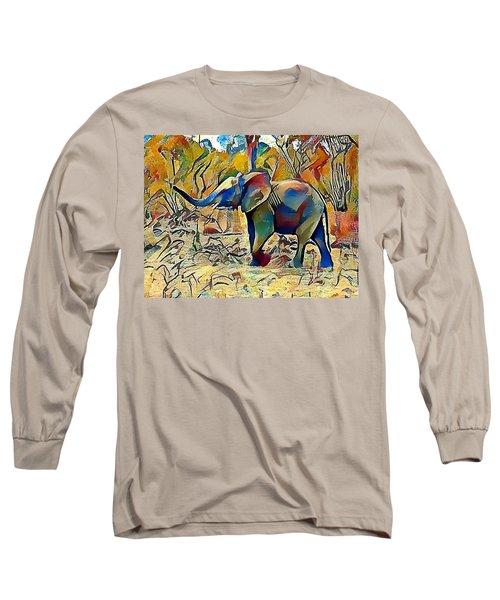Ellie Long Sleeve T-Shirt