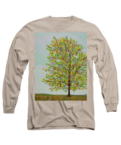 Ellie's Tree Long Sleeve T-Shirt