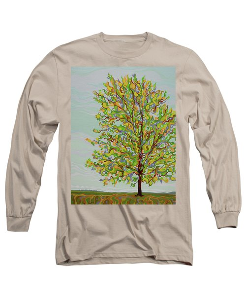 Ellie's Tree Long Sleeve T-Shirt