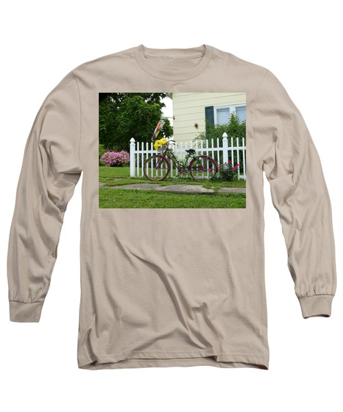Elmer Bicycle Long Sleeve T-Shirt