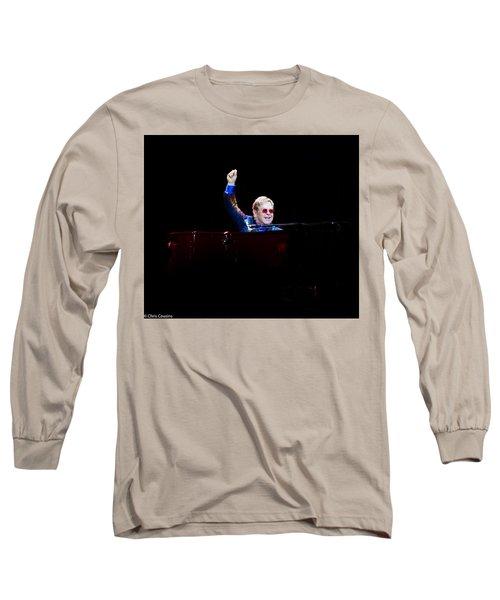 Elton Long Sleeve T-Shirt