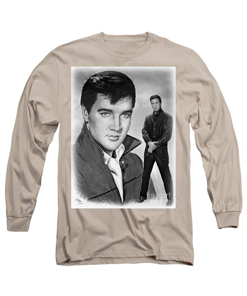 Elvis Roustabout Long Sleeve T-Shirt