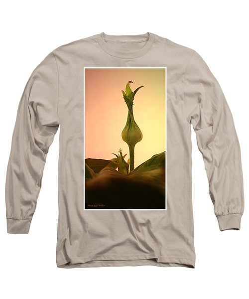 Long Sleeve T-Shirt featuring the photograph Embrace by Joyce Dickens