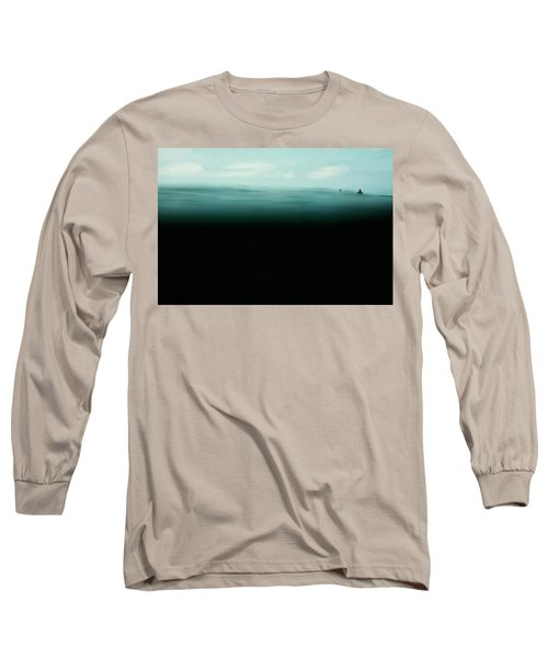 Emerald Long Sleeve T-Shirt