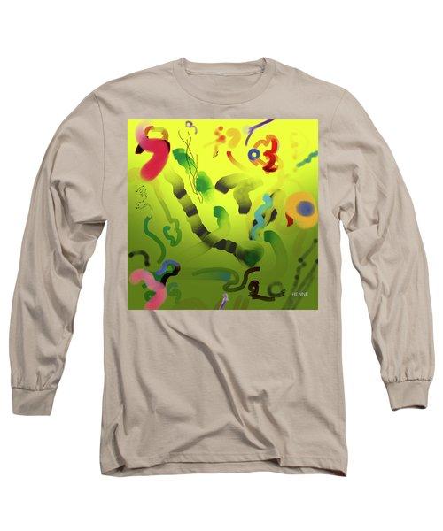 Emergence Long Sleeve T-Shirt by Robert Henne