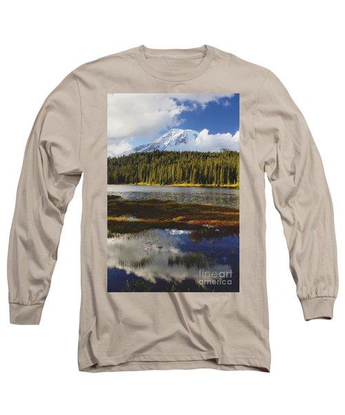 Emergence Long Sleeve T-Shirt by Sean Griffin