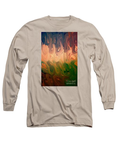 Emotion Long Sleeve T-Shirt by Roberta Byram