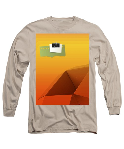 Outside Empty Box Long Sleeve T-Shirt