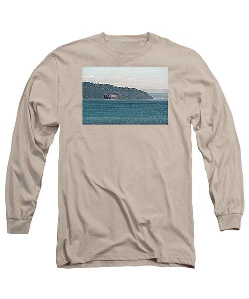 Empty Or Full? Long Sleeve T-Shirt by John Rossman