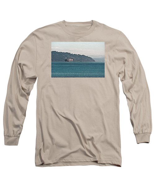 Empty Or Full? Long Sleeve T-Shirt