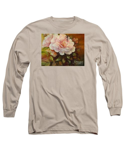 Enchanted Long Sleeve T-Shirt by Patricia Schneider Mitchell
