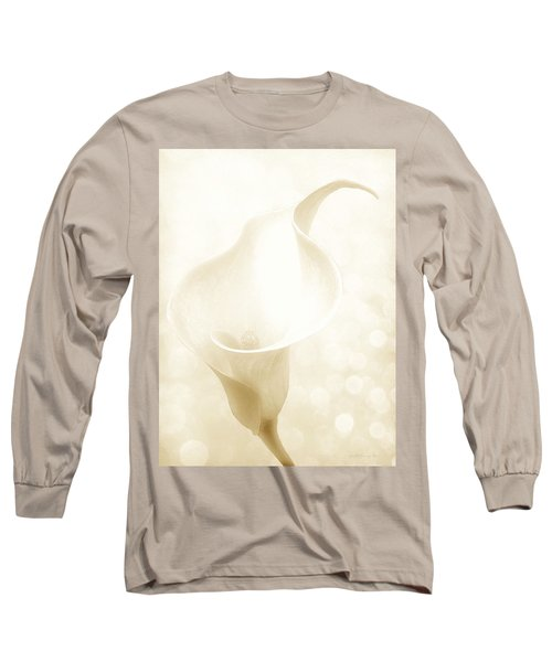 Enchanting Long Sleeve T-Shirt by Gabriella Weninger - David